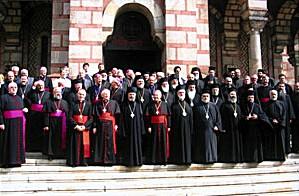 Смешанная православно-католическая комиссия
