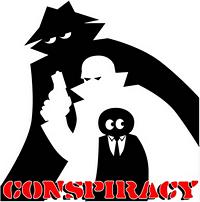 Конспиративизм напоминает мышление параноика